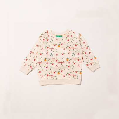 Μπλουζάκι λευκό με μανιταράκια- Little Green Radicals