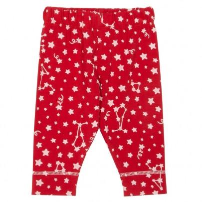 Κόκκινο παντελονάκι με αστεράκια- Kite