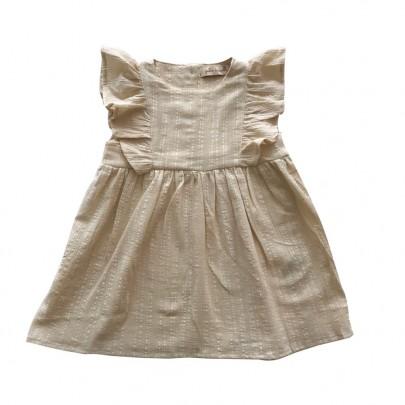 Φορεματάκι Stella σε cream απόχρωση - Julie Dausell