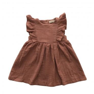 Φορεματάκι Stella στο χρώμα της σκουριάς - Julie Dausell
