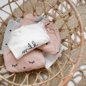 Μακρυμάνικο λευκό φορμάκι MILK - Organic Zoo