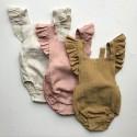 Αμάνικο ροζ φορμάκι Edith - Julie Dausell